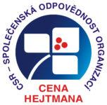 Logo Cena Ústeckého kraje za společenskou odpovědnost